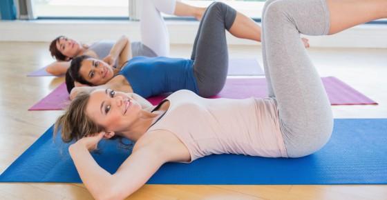 oefeningen tegen spit en rugpijn