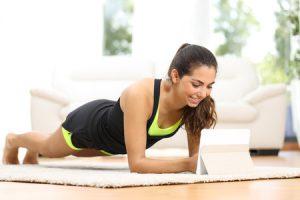 rugpijn-oefening-tablet