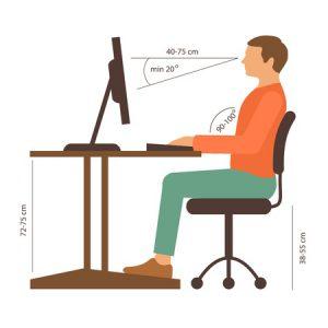 rugpijn oefeningen zithouding onderrug. Oefeningen tegen rugpijn die je doet vanuit zithouding.